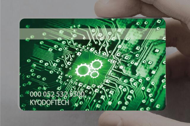カード製造事業のイメージ